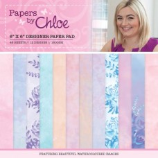 Papers by Chloe 6 x 6 Designer Paper Pad