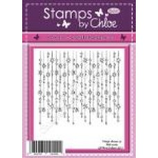 Stamps By Chloe - MAR050 Sparkle Background