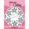 Dies By Chloe - CHCC-031 Holly Flower Wreath