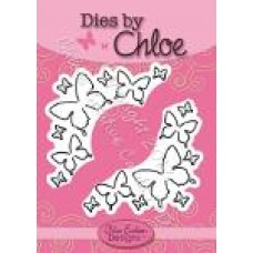 Dies by Chloe - CHCC-034 Butterfly Corners