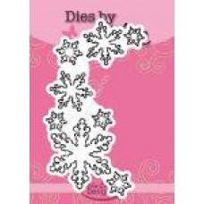 Dies by Chloe - CHCC-055 Snowflake Arch