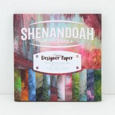 """Shenandoah Designer Paper Pack 8"""" x 8"""""""