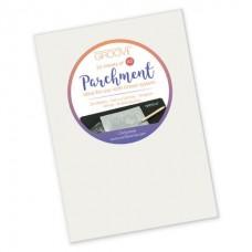 Groovi® A5 Parchment (20 Sheets)