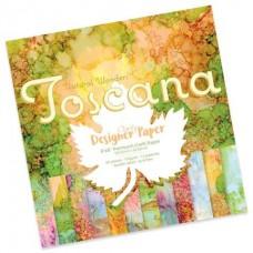 """Toscana Designer Paper Pack 8"""" x 8"""""""