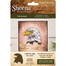 Sheena Douglass Perfect Partners Call of the Wild - Metal Die - The Eagle