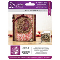 Diesire - Xmas Create a Card - Beautiful Baubles