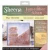Sheena 'Remember When' Stencils - Big Chimney