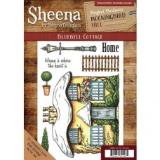 Sheena Douglass Perfect Partners Mockingbird Hill Rubber Stamp - Bluebell Cottage