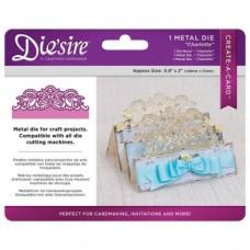 Die'sire 'Create-a-Card' Metal Die - Charlotte