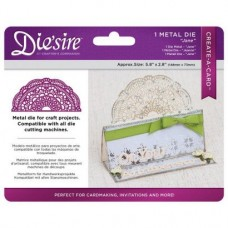 Die'sire 'Create-a-Card' Metal Die - Jane