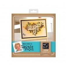 Masks & Stencils- Laugh