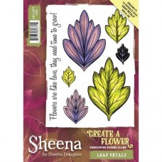 Sheena Douglass Create a Flower Stamp - Leaf Petals