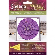 Sheena Douglass Create a Flower Die - Fan Petals