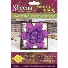 Sheena Douglass Create a Flower Die - Leaf Petals