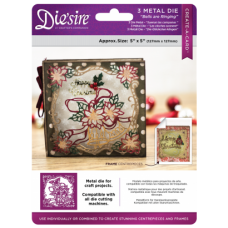Diesire - Xmas Create a Card - Bells are Ringing