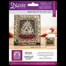 Diesire - Xmas Create a Card - Sparkling Spruce