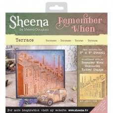 Sheena 'Remember When' Stencils - Terrace