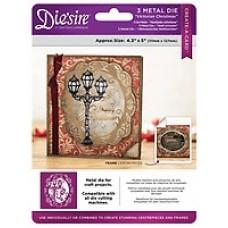 Diesire - Xmas Create a Card - Victorian Christmas