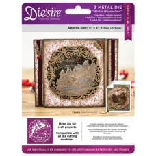 Diesire - Xmas Create a Card - Winter Wonderland