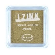 Izink Pigment - Metal Gold 5 x 5 cm