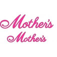 Cheery Lynn Designs Dies - Mother's (set of 2)