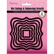 Crafts Too Cutting and Embossing Stencils -
