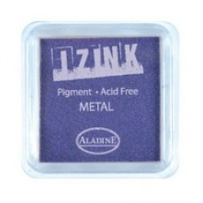 Izink Pigment - Metal Purple 5 x 5 cm