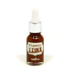 Izink Pigment Ink - Ambre 15ml