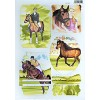 A4 Card Toppers - Horse Riding 2