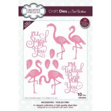 Creative Expressions Sue Wilson Necessities Tickled Pink Craft Die