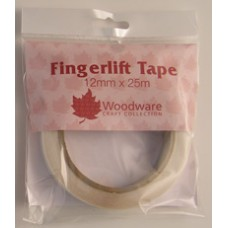 Woodware Fingerlift Tape - 12/18 X 25m