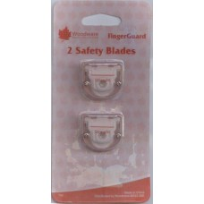 Woodware Twin Pack of Straight Blades for T800/T80002