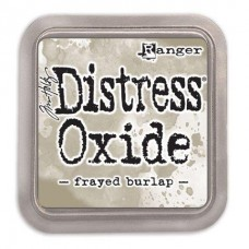 Tim Holtz Distress Oxide Pad Frayed Burlap
