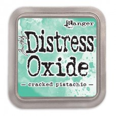 Tim Holtz Distress Oxide Pads Cracked Pistachio