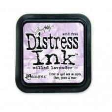 Tim Holtz Distress dye inkpad Milled Lavender