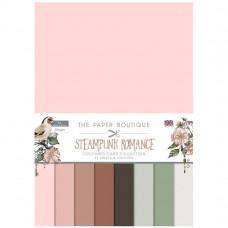 The Paper Boutique Steampunk Romance Colour Card Collection