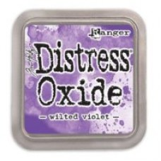 Ranger Tim Holtz Distress Oxide Pad Wilted Violet