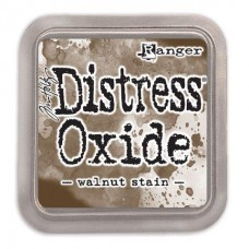 Tim Holtz Distress Oxide Pad Walnut Stain