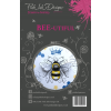 Pink Ink Designs Clear Stamp Bee-utiful A5