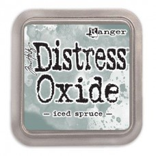 Tim Holtz Distress Oxide Pad Iced Spruce