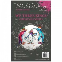 Pink Ink Designs Stamp - We Three Kings
