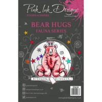 Pink Ink Designs Stamp - Bear Hugs