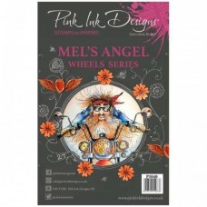 Pink Ink Designs Stamp - Mel's Angel