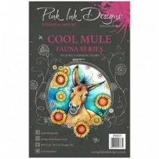 Pink Ink Designs Stamps - Cool Mule
