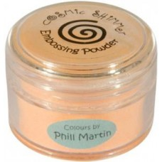 Phil Martin Cosmic Shimmer Emboss Powder Graceful Peach