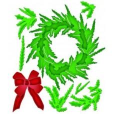 Spelbinder Build a Wreath Die