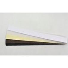 Matt Velvet 1, Cream pack Strips
