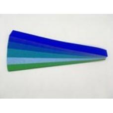 Matt Velvet 3, Blue pack Strips