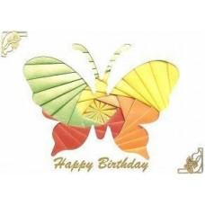 C6 Butterfly
