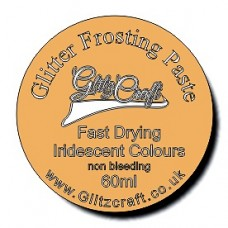 GOLD FROSTING PASTE  30ML TUB
